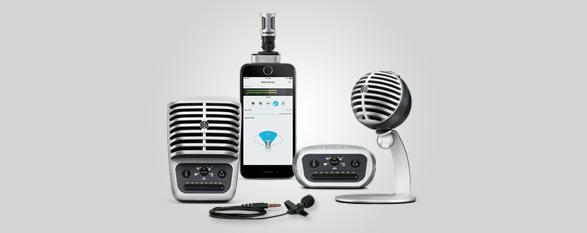 Motiv Microphones