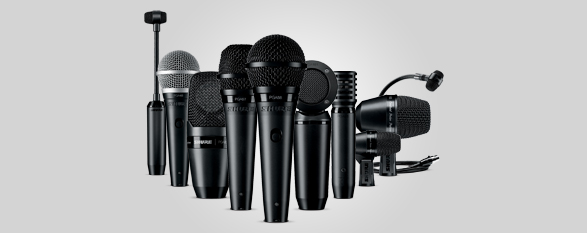 PG Microphones